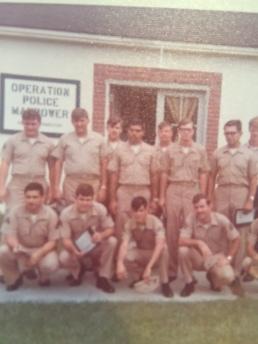 Bottom right, Pat McGaha