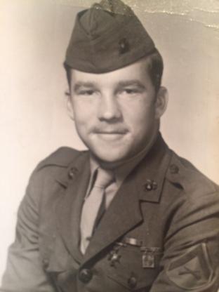 Lance Corporal Pat McGaha